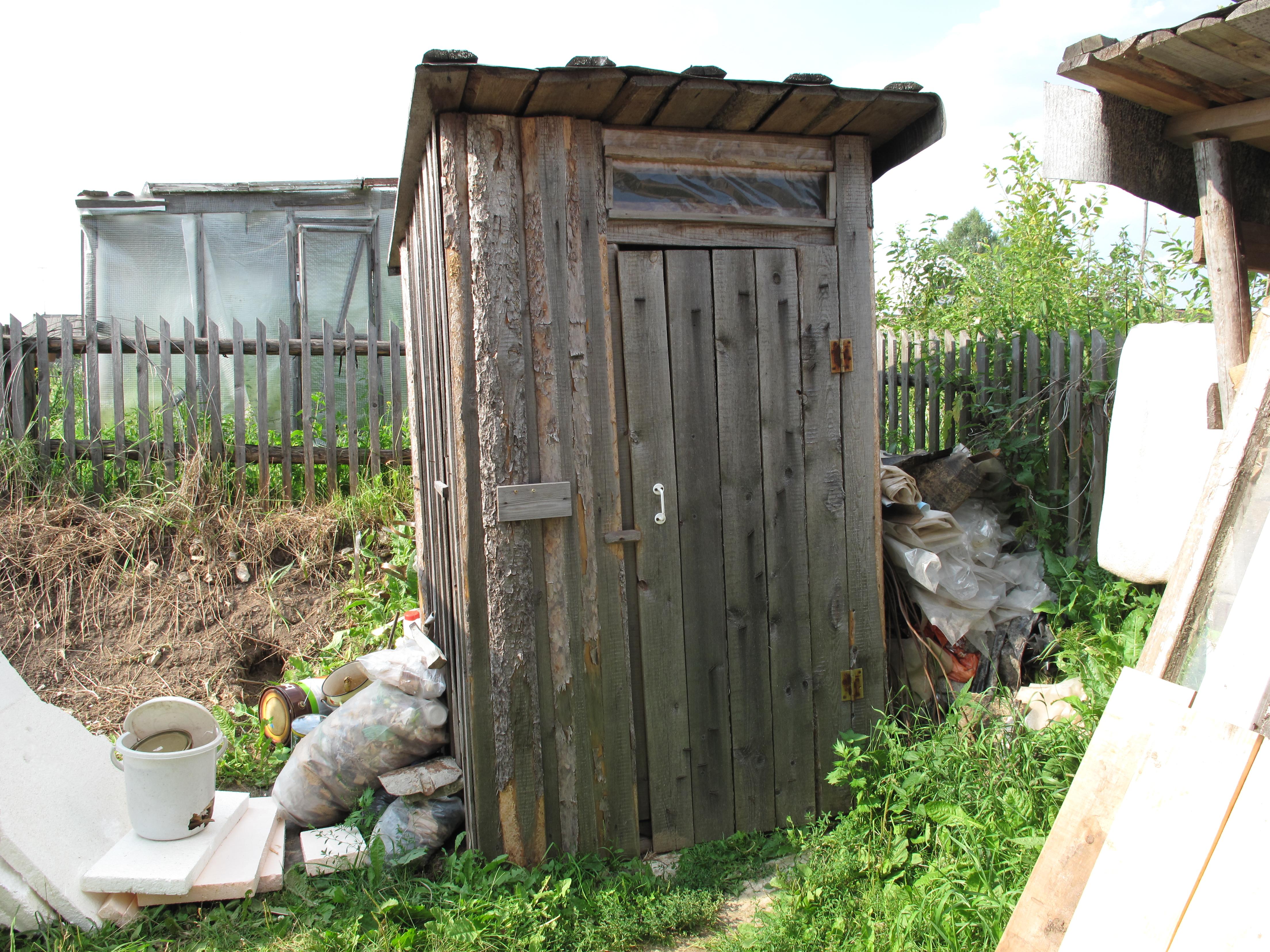 Старые в туалете 9 фотография