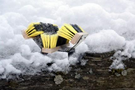 Щетка Степ (Step) снег