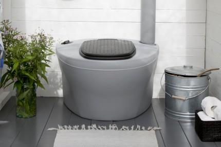 Торфяной компостирующий туалет Кеккила Термотуалет_00