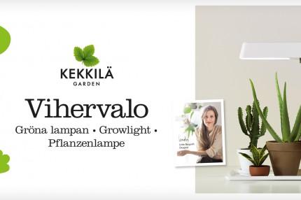 Фитосветильник для досвечивания растений Кеккила_01