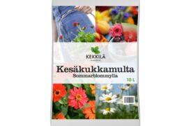 Грунт для летних цветов Кеккила 30 л