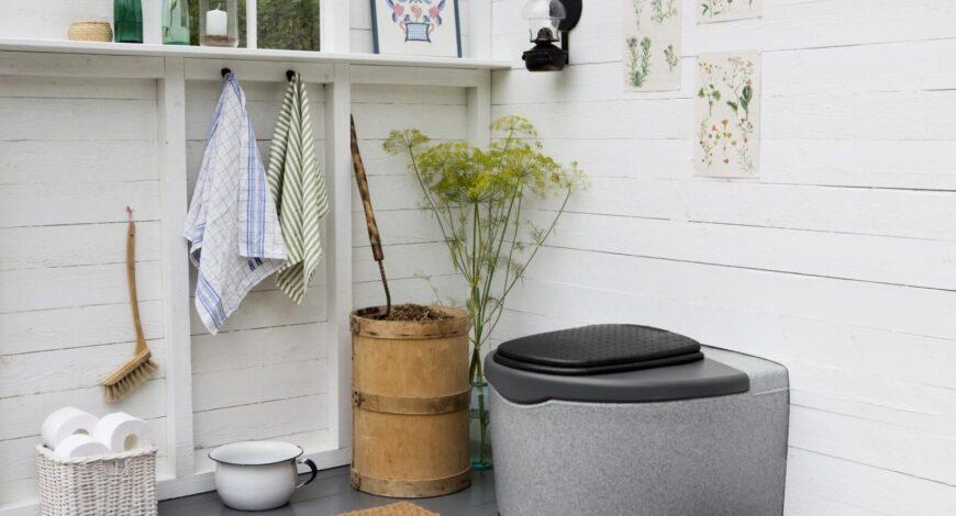 Кеккила Дуоматик - скидка на лучший финский торфяной туалет !