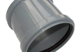 Муфта вентиляционная соединительная D 75 мм Кеккила