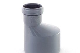 Редукция вентиляционная D 75 мм 110 мм Кеккила